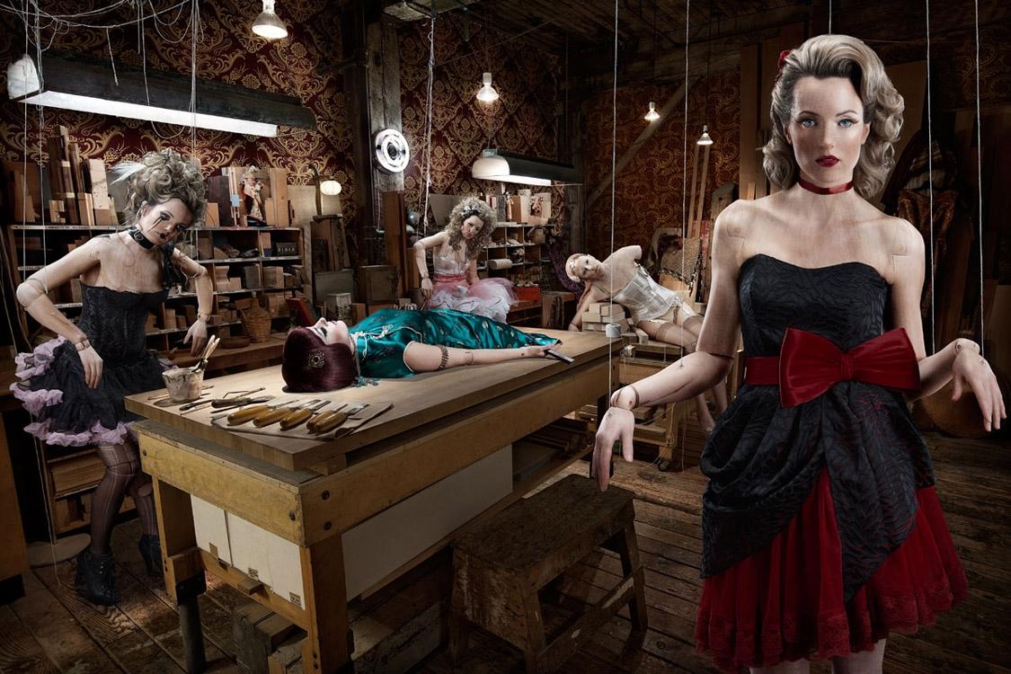 Marionette Workshop