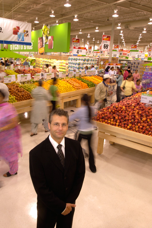 Grocery Store Manager