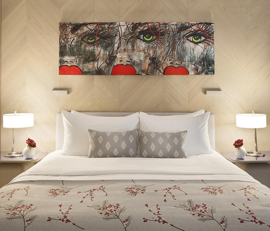 3 Lisabel Suite Bed