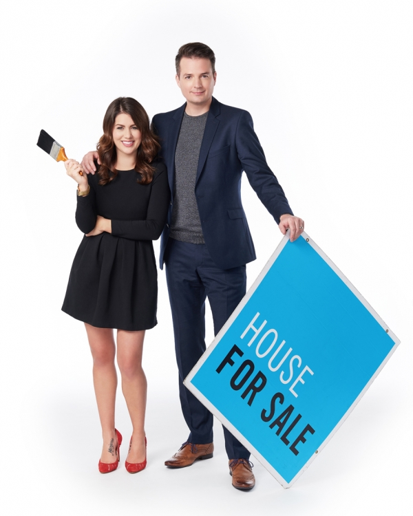 2017 - Vancouver - Celebrity - Photographer - Erich Saide - Todd Talbot - Jillian Harris - Love it or list it - TV Show